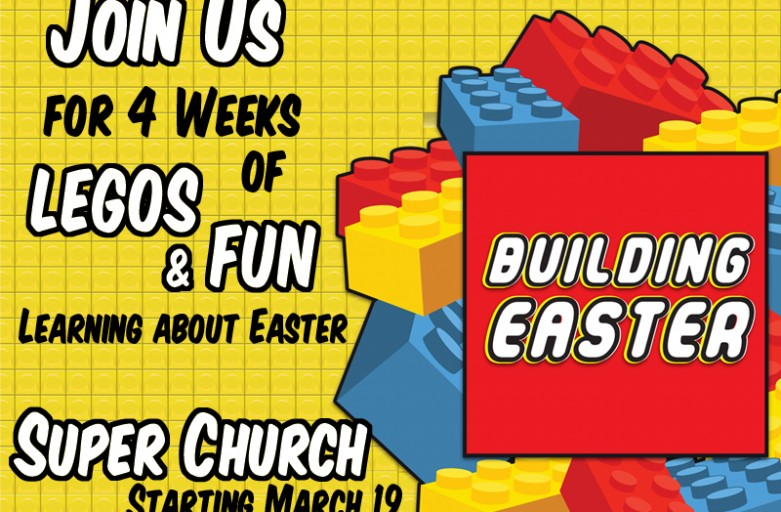 Building Easter – Lego themed Easter lessons
