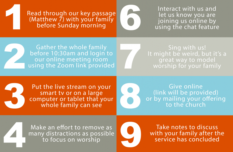 10 things to make Sunday count